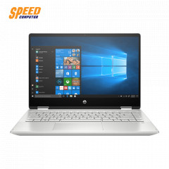 HP X360 14-DH0006TX NOTEBOOK I5-8265U/RAM 8GB/HDD 256 GB SSD/14 FHD/GeForce MX130 2GB/WINDOWS 10/SILVER