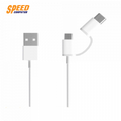 XIAOMI CABLE CHARGING 2 IN 1 MICRO USB TO TYPE-C 30CM