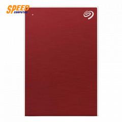 SEAGATE STHN1000403 HDD EXTERNAL 1TB 2.5 BACKUP PLUS SLIM RED USB 3.0 3YEAR NEW 2019