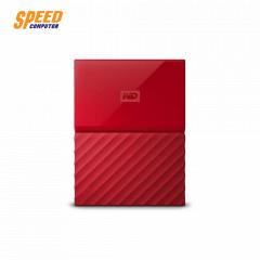 WESTERN WDBYNN0010BRD-WESN HDD EXTERNAL 2.5 MY PASSPORT 1TB RED 3YEARS
