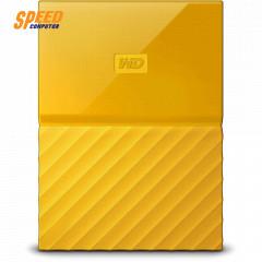 WESTERN WDBYNN0010BYL-WESN HDD EXTERNAL 2.5 MY PASSPORT 1TB YELLOW 3YEARS