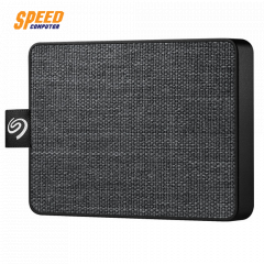 SEAGATE HARDDISK EXTERNAL SSD STJE500400 500GB ONE TOUCH BLACK USB 3.0 NEW 3YEAR