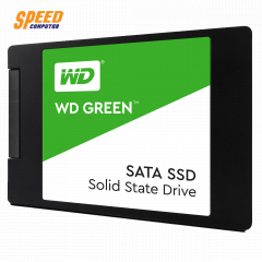 WD HARDDISK SSD GREEN 480GB 2.5 7,MM speeds up to 540MB/s