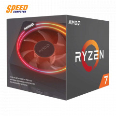 AMD CPU RYZEN 7 2700X 3.7GHZ AM4 WITH WRAITH PRISM COOLER 105W
