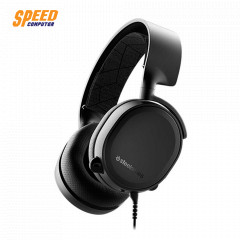 STEELSERIES HEADSET ARCTIS 3 BLACK (2019 EDITION) 7.1 ANALOG JACK 3.5MM. MAC/PC/XBOX/PS/MOBIEL/VR