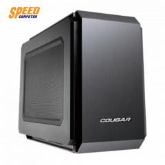 COUGAR CASE ITX MINI QBX BLACK 2X USB3.0 HD AUDIO
