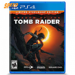 PS4-G SHADOW OF THE TOMB RAIDER (R3)(EN)
