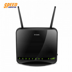 D-LINK DWR-953 4G LTE Router Wireless AC1200 Gigabit WAN + 4 x Gigabit Ethernet LAN (866 Mbps on 5 GHz + 300 Mbps on 2.4 GHz)