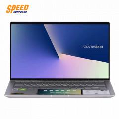 ASUS UX434FLC-A6212T NOTEBOOK i5-10210U/RAM 8GB(ON BOARD)/512 GB SSD PCIe/MX250 2GB/14 FHD/SCREENPAD 2.0/WINDOWS 10/ICICLE SILVER