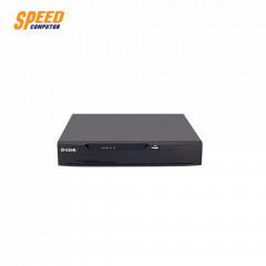 D-LINK DVR-F1104 CAMERA CCTV 4CH/1 SATA (Supports maximum 6TB)/Support AHD/ TVI 720P/ 1080P