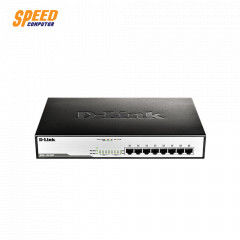 D-LINK DGS 1008MP HUB SWITCH 8-Port Desktop Max PoE Switch