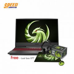 MSI ALPHA 15 A3DD-231TH NOTEBOOK RYZEN5 3550H/RAM 8GB/512 GB NVMe/RX 5500M 4GB/15.6 FHD IPS/WINDOWS 10/WARANTY 1 Yesr