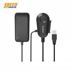 ORICO 35UTS CABLE SATA to USB 3.0 adapter SATA 1/2/3 (7+15pin) (Adapter : 12V2.5A)