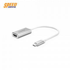ORICO XC-101 TYPE-C TO HDMI ADAPER MATERIAL ALUMIUM ALLOY OUTPUT HDMI INPUT TYPE-C  15CM 4K@30Hz