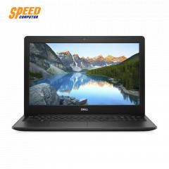 DELL W566115401OPPTHW10 3593 NOTEBOOK i3-1005G1/RAM 4GB/256GB PCIe NVMe M.2 SSD/15.6 FHD/HD GRAPHICS/WINDOWS10/BLACK