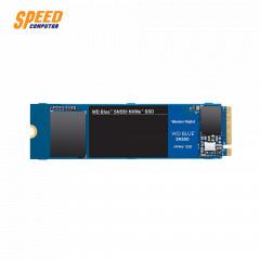 WD SSD BLUE SN550 500GB M.2 NVMeTM Read 2400MB/S, Write 1750MB/S, 5YEAR