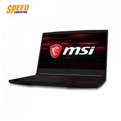 MSI GF63 THIN 9SCSR-218TH NOTEBOOK i5-9300H+HM370/RAM 16GB(8*2) DDR4/512GB NVMe PCIe SSD/15.6 INCH FHD IPS/ GEFORCE GTX1650 Ti Max Q 4GB/WINDOWS10/BLACK