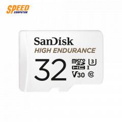 SANDISK SDSQQNR_032G_GN6IA CARD MICRO SD 32GB HIGH ENDURANCE