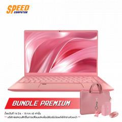 MSI PRESTIGE 14 A10RAS-221TH NOTEBOOK i7-10510U/512GB SSD PCIe NVMe M.2/16GB DDR4 (2666MHz)/MX330 GDDR5 2GB/14 FHD (1920*1080), IPS-Level Thin Bezel, close to 100%sRGB/WIN 10/WIFI6/ Rose Pink