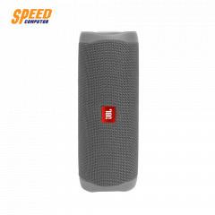 JBL FLIP5 Speaker Bluetooth 12 Hours of Playtime IPX7 Waterproof Grey