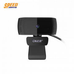 OKER A327 WEBCAM FULL HD 30FPS MICROPHONE