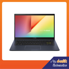 ASUS D413DA-EK205TS NOTEBOOK R5-3500U/DDR4 4G+4G[ON BD.]/512G PCIE G3X2 SSD/AMD Radeon? Vega 8 Graphics/Win10/FHD TN/BACKPACK/Office/COBALT BLUE/90NB0R7A-M04740