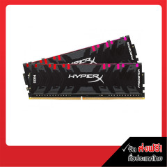 KINGSTON RAM PC HYPERX PREDATOR 16GB BUS3200 DDR4 RGB 8*2