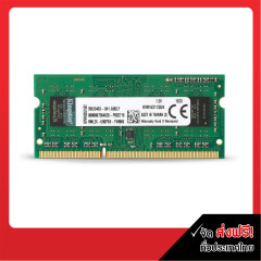 KINGSTON KVR16S11S8/4 RAM NOTEBOOK DDR3 4GB SPEED BUS:1600MHz