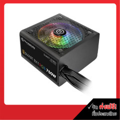THERMALTAKE POWER SUPPLY SMART BX1 RGB 750W 80+ BRONZE