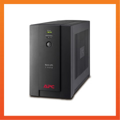 APC BX1400U-MS UPS 700 WATTS / 1400 VA WITH AVR, UNIVERSAL OUTLETS , INPUT 230V OUTPUT 230V , INTERFACE PORT USB