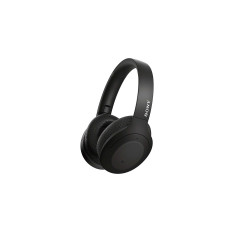 SONY WIRELESS NOISE CANCELLING HEADSET WH-H910N - BLACK