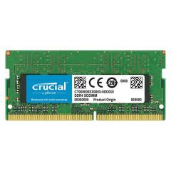 CRUCIAL RAM NOTEBOOK 4GB BUS2666 DDR4