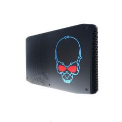 INTEL BOXNUC8I7HVK1 MINI PC NUC-i7 8809G, DDR4-2400+ 1.2V SO-DIMM, 2x Thunderbolt3, 2x Mini-DP 1.2, 2x Thunderbolt 3, F+R HDMI 2.0a, LAN/WiFi+BT, Radeon RX Vega M GH graphics