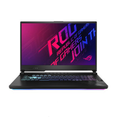 ASUS GL742LV-EV011T NOTEBOOK Ryzen7 10750H (6C/12T)/DDR4 8G*2/512G PCIE/RTX 2060/Win10+MCAFEE 1YR/144Hz IPS/RGB 4-ZONE/WiFi 6/backpack outside