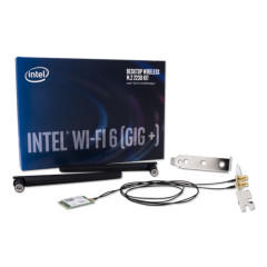 INTEL CARD WIFI 6 (GIG+) DESKTOP KIT