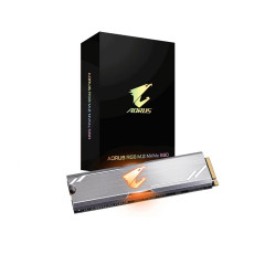 AORUS HARDDISK SSD 512 M.2 NVME RGB