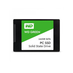 WESTERNDIGITAL SSD GREEN WDS120G2G0A-00JH30 120GB SATA 2.5 INC READ:545MB/s WRITE:405MB/s
