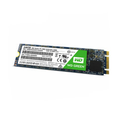 WD HARDDISK SSD GREEN WDS120G2G0B-00EPW0 120GB M.2 2280 READ 545MB/s WRITE 405MB/s 3D NAND 3Y
