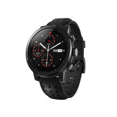 XIAOMI SMART WATCH AMAZFIT STRATOS PLUS BLUETOOTH 4.2 RAM 512 BATTERY LIFE 5 DAYS IOS AND ANDROID