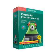 KIS20-01 Kaspersky Internet Security South-East Asia Edition. 1-Device 1 year Base License Pack