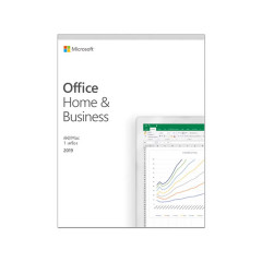 Microsoft T5D-03249 Software Office Home and Business 2019 (FPP)