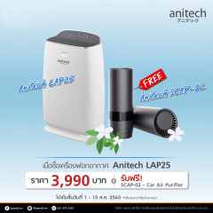 ANITECH LAP25 – AIR PURIFIER