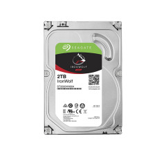 SEAGATE ST2000VN004 HDD PC INTERNAL IRONWOLF 2.0TB/5400RPM NAS 3.5INC FOR PC 3YEAR(STREK)