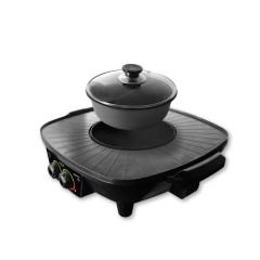 ANITECH BBQ-02 ELECTRIC GRILL BLACK