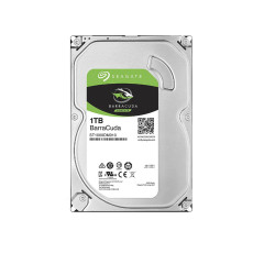 SEAGATE HARDDISK PC BARRACUDA INTERNAL 1.0TB SPEED 7200RPM BARACUDA 3.5INC  64MB SATA6GB/S