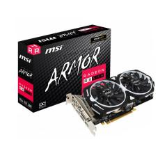 MSI VGA CARD RADEON RX570 ARMOR 8GB OC