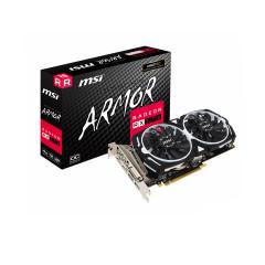 MSI VGA CARD RADEON RX570 ARMOR 4GB OC