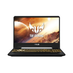 ASUS FX505DV-HN227T NOTEBOOK AMD Ryzen7 3750H Processor 2.3 GHz (2M cache, up to 4.0 GHz)/RTX2060/8GB DDR4-2666 /15.6 144Hz/ 512GB M.2 NVMe PCIe? 3.0 SSD/Win10 Home /Stealth Black/Bagpack