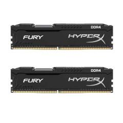 KINGSTON HX426C16FB3K2/16 RAM PC HYPERX 16GB BUS2666 DDR4 BLACK 8*2