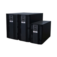 TRUE ONLINE UPS 3000VA/2700W WITH LCD DISPLAY, EXTERNAL BATTERY ENABLE,WITH BUILD-IN SNMP CARD ON-SITE SWAP 3 YEAR / BATTERY 3 YEAR